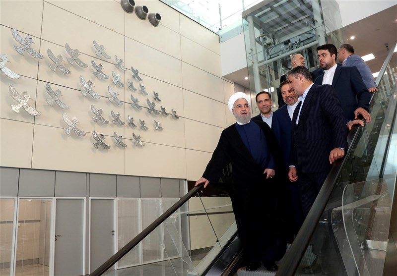 Iran's President: US Known World Over for Breaching Deals