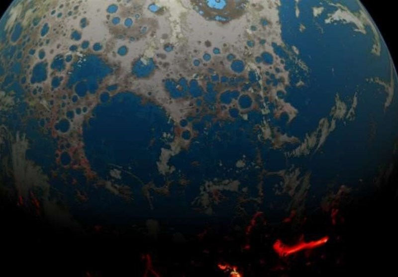 Sun's History Found Buried in Moon's Crust