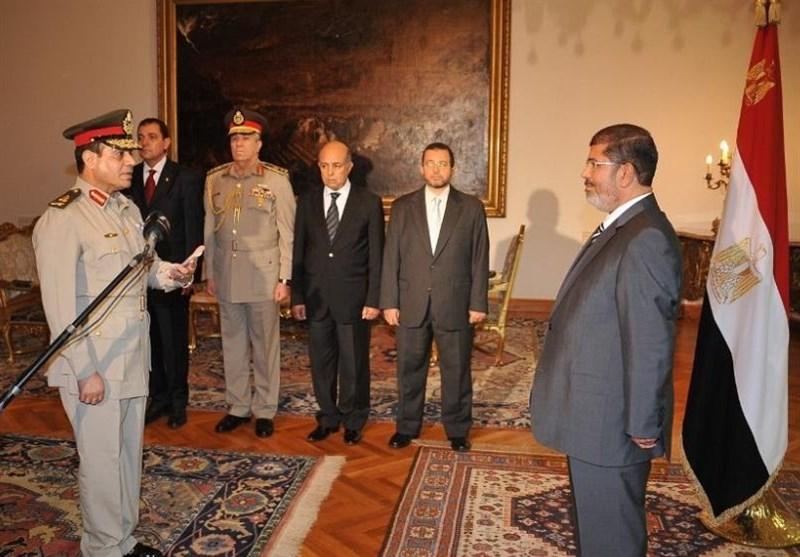مقاله تسنیم  سقوط مرسی وپشتپرده ورود نظامیان به قدرت در مصر