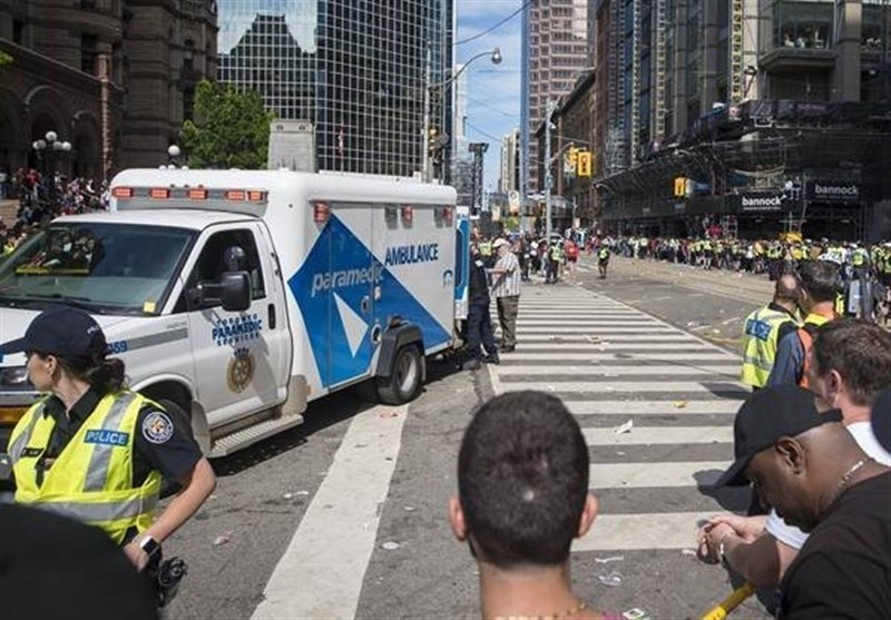 Shooting near Raptors' Victory Parade Leaves 4 Wounded in Toronto