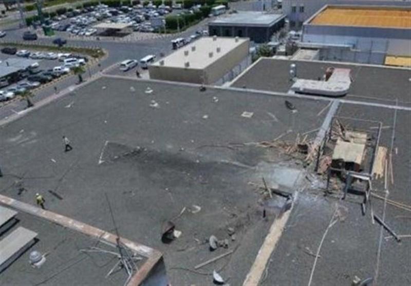 یمنی فوج کا سعودی ابہا ائرپورٹ پردوبارہ ڈرون حملہ
