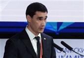 پسر رئیسجمهور ترکمنستان رئیس ولایت آخال شد