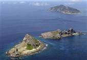 اعتراض دریایی ژاپن به چین