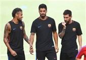 فوتبال جهان| سوارس: کسی هم هست که نخواهد از بازی کنار نیمار لذت ببرد؟