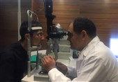 وزیر پیشین بهداشت، جراحی چشم ملیپوش سابق را بر عهده گرفت