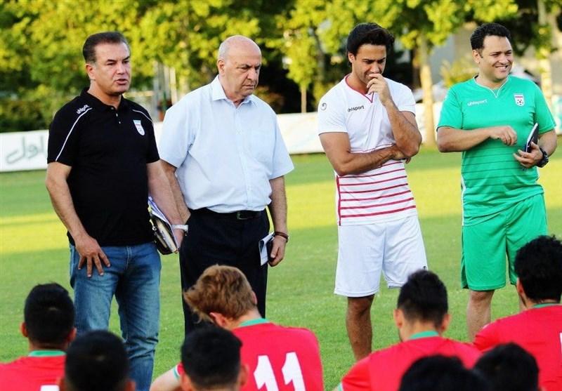 استیلی: نامهنگاری برای حضور لژیونرها در تیم امید انجام شده است/ حضور ویلموتس به بازیکنان انگیزه داد