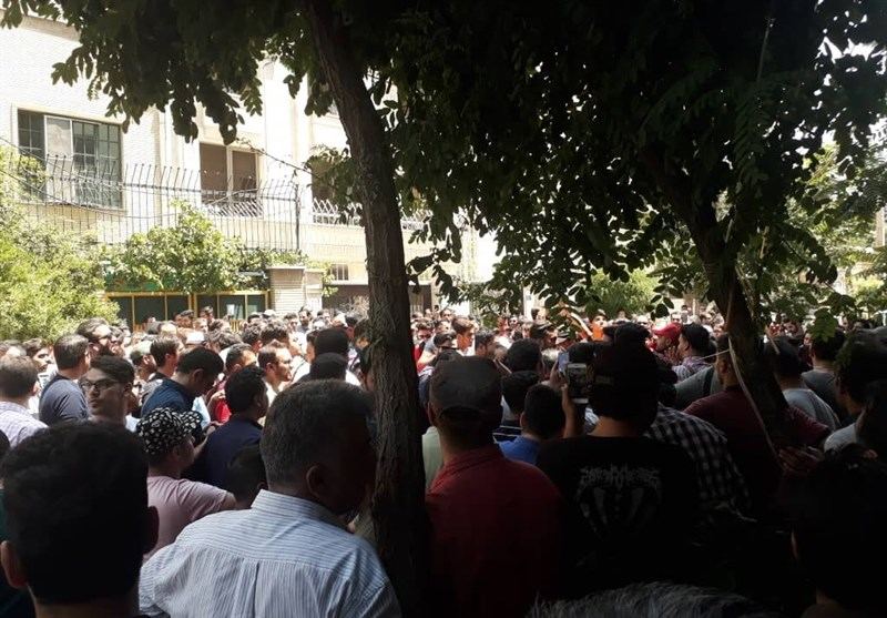 نیروی انتظامی به فریاد همسایگان باشگاه پرسپولیس رسید