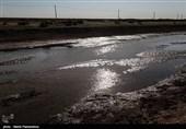 قهقهه مرگ بار دانش آموزان روستای تیله کوهی بهبهان در رودخانه + فیلم