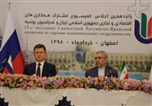 Iran, Russia Sign 12 Cooperation Agreements