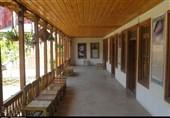 خانه میرزاکوچک جنگلی در رشت بهروایت تصویر