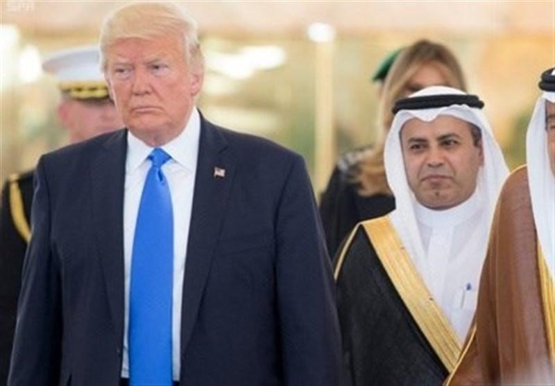 ترامپ از جزئیات حملات موشکی به عربستان سعودی مطلع شد
