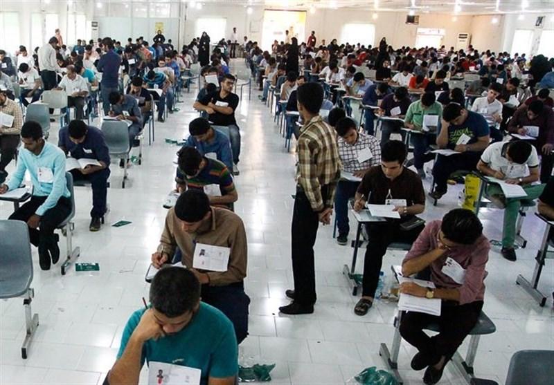 رقابت بیش از ۱۰۱ هزار دانش آموز خراسان رضوی در کنکور کلید خورد