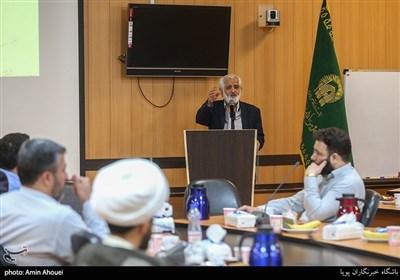 سخنرانی پرویز سروری در نشست رابطین مناطق و شهرستان های استان تهران آستان قدس