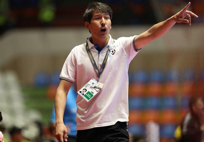 فوتسال قهرمانی زیر 20 سال آسیا|سرمربی افغانستان: دوست نداریم شانس صعود به فینال را دست بدهیم