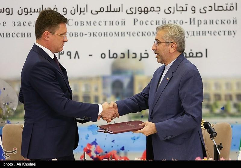 افق روشن در توسعه روابط ایران و روسیه؛ امضای 9 توافق مهم و کلیدی بین دو کشور