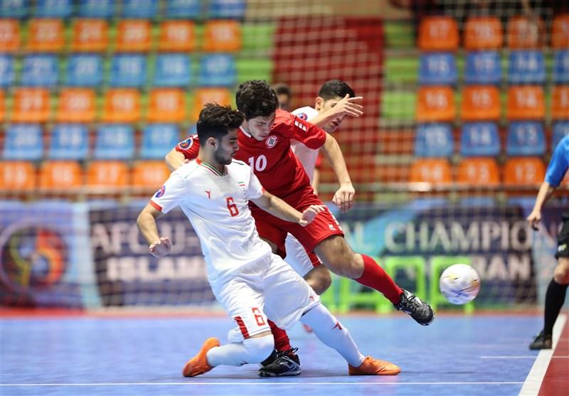 فوتسال قهرمانی زیر 20 سال آسیا| ایران با پیروزی مقابل لبنان به نیمهنهایی رسید/ ساموراییها حریف بعدی شاگردان شاندیزی