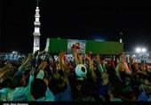 میزبانی از شهید مدافع حرم در دعای توسل مسجد جمکران به روایت تصویر