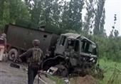 مقبوضہ کشمیر میں بم دھماکے میں 2 بھارتی فوجی ہلاک اور 19 زخمی