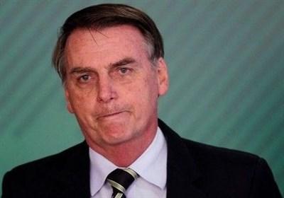 نتیجه آزمایش کرونای رئیسجمهور برزیل مثبت اعلام شد
