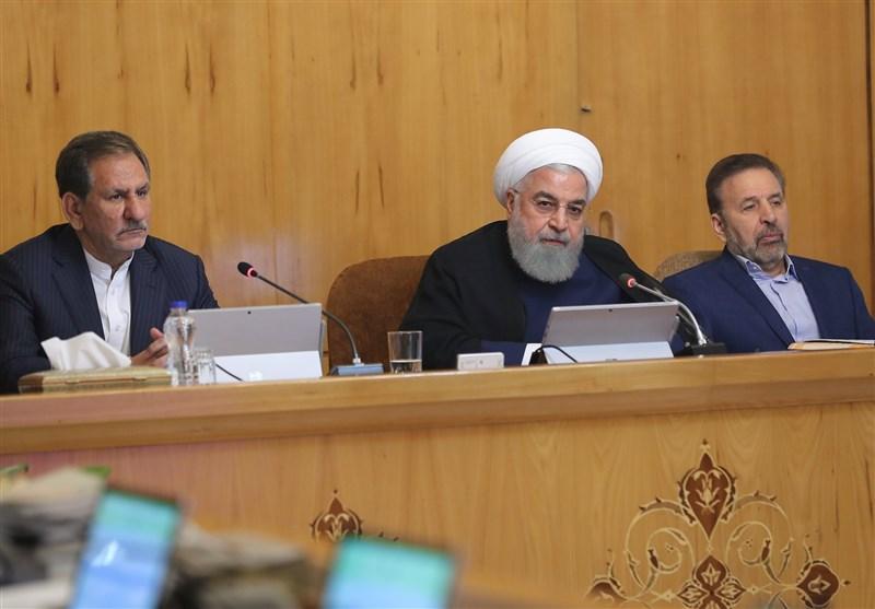 روحانی: اقدامات اخیر حداقل واکنش ایران به نقض برجام بود/ هیچ کشوری نمیتواند ایران را سرزنش کند