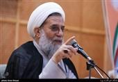 تهران| موج خروشان مردم در تشییع شهدای مقاومت لرزه به اندام استکبار انداخت