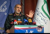 Iran's Power Forces Enemies Not to Speak of Military Option: IRGC Commander