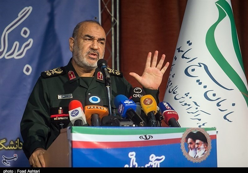 Spy Agencies Astounded by Arrest of Anti-Iran Propaganda Figure: IRGC Commander