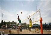 هرمزگان، میزبان تور جهانی سه ستاره والیبال ساحلی
