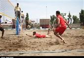 بندرترکمن میزبان مسابقات جهانی والیبال ساحلی شد