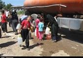 447 روستای خراسان جنوبی با تانکر آبرسانی میشود