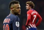 فوتبال جهان| گریزمان جانشین نیمار در پاریسنژرمن میشود؟