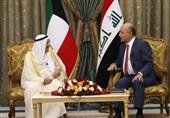 الرئیس العراقی: نسعى الى تحقیق توافق اقلیمی شامل فی أزمة المنطقة