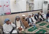 دیدار سردار غیبپرور با بزرگان و شیوخ در اهواز + تصویر