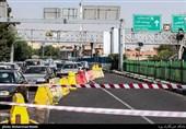 رفع گرههای ترافیکی محدوده پل گیشا تا اول مهر