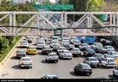 جادههای مازندران شاهد ترافیک سنگین است