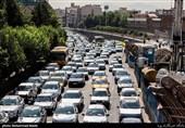 ترافیک نیمه سنگین در محورهای مازندران گزارش شد