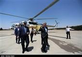 توسعه همکاریهای ایران – عراق در حوزه برق/ وزیر نیرو وارد بغداد شد