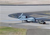 جزئیات انهدام پهپاد متجاوز آمریکایی/ پرواز RQ-4 از پایگاه آمریکا در جنوب خلیج فارس