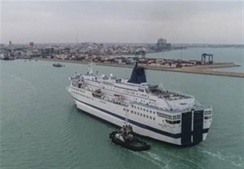زیرساختهای خط کشتیرانی بوشهر - قطر در بندر بوشهر فراهم شد