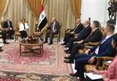 عراق|دیدار وزیر تجارت ترکیه با برهم صالح