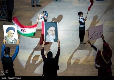 اجلاسیه پایانی کنگره ملی 5400 شهید استان کردستان