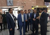 افزایش پروازهای فرودگاه یاسوج در دستور کار قرار میگیرد