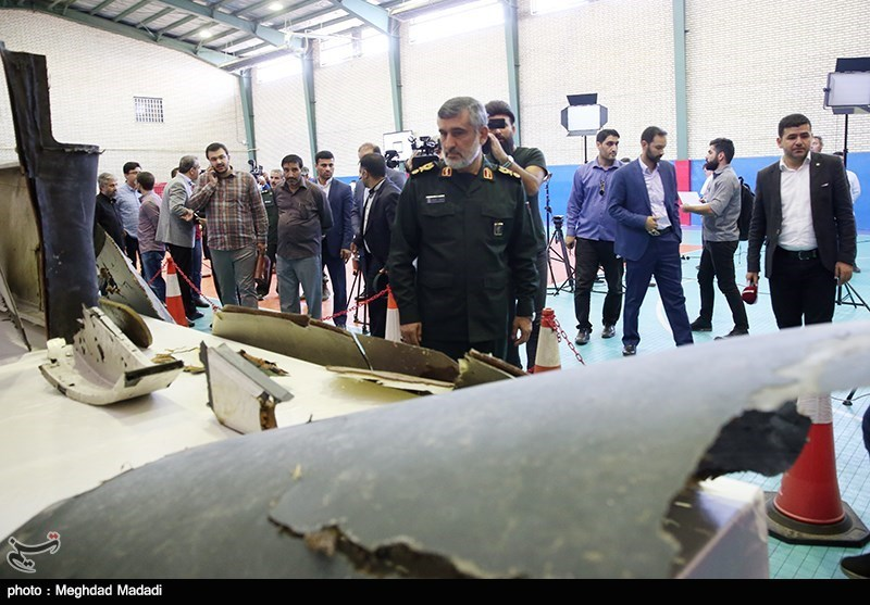 Iran Could Hit Second US Plane but Chose Not to Do So: Commander
