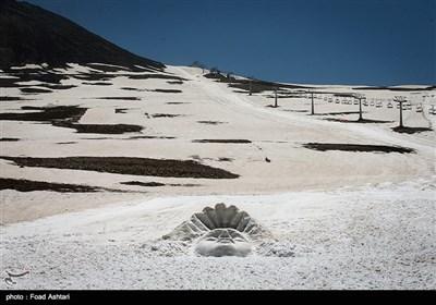 جشنواره مجسمههای برفی