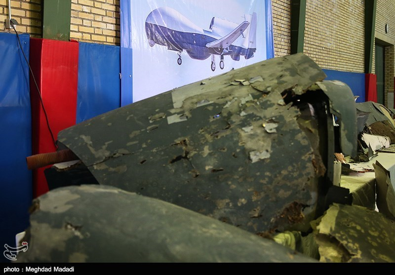 Iranian MPs to Visit Site of Downed US Spy Drone