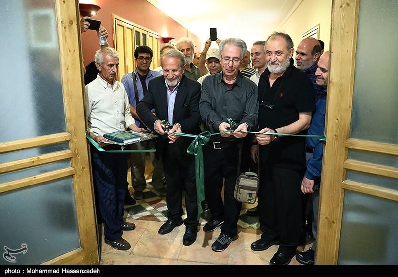 افتتاح نمایشگاه سومین دوره نشان عکس سال مطبوعاتی ایران به روایت عکس