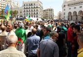 ادامه تظاهرات مردمی در الجزایر