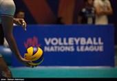 لیگ ملتهای والیبال- اردبیل| استاندارد بازیهای والیبال در اردبیل رعایت شد