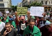 تظاهرات مردم الجزایر ضد رئیسجمهور مصر+ تصاویر