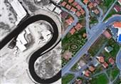 عکسهای هوایی زمستانی و تابستانی از ترکیه + عکس